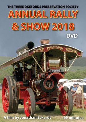 The Three Okefords Annual Rally & Show 2018 DVD